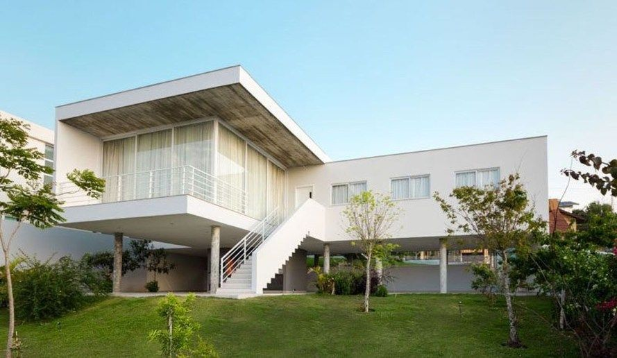 Amazing Modern Contemporary Urban House Ideas 17 | elevation s in