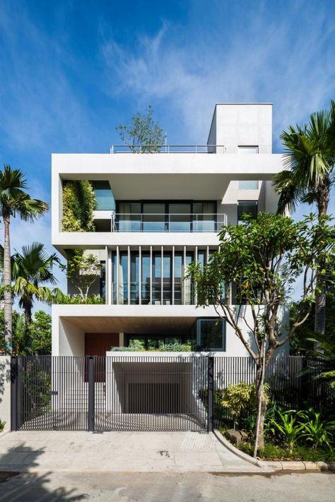 Modern Contemporary Urban House Ideas 5
