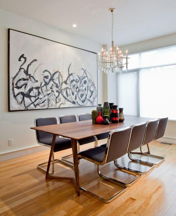 Modern Dinning Table Design Ideas 3