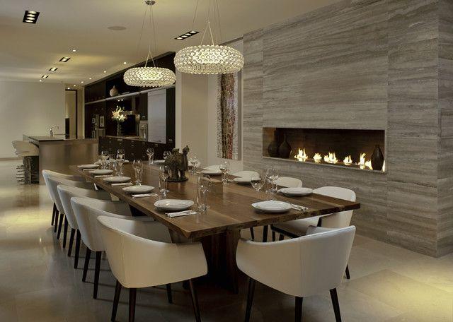 Modern Dinning Table Design Ideas 4