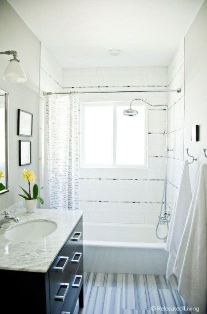 44 Modern Elegant Tile Ideas for Your Home | Tile | Bathroom