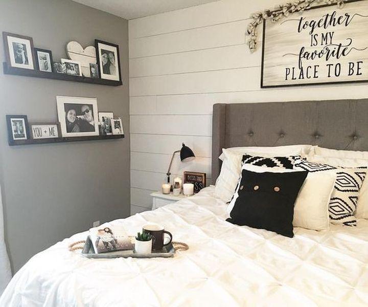16 Modern Farmhouse Bedroom Décor Ideas - ideacoration.co