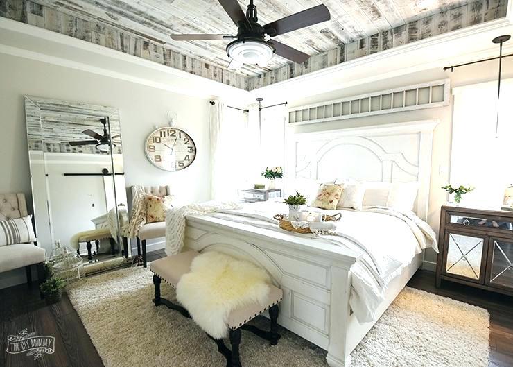 Wonderful Modern Farmhouse Bedroom Farmhouse Master Bedroom Decor