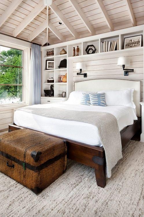 77 Farmhouse Bedroom Design Ideas That Inspire - DigsDigs