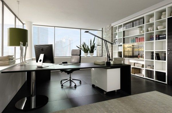 Contemporary Home Office | Quanganhotay