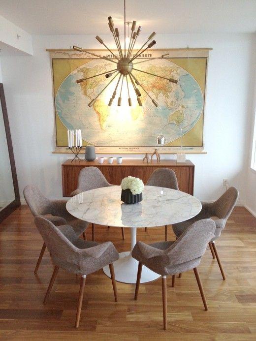 20 Outstanding Midcentury Dining Design ideas | Mid Century Mod