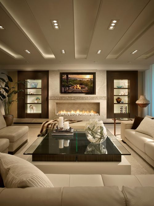 21 Most Wanted Contemporary Living Room Ideas | For the Home | Beige