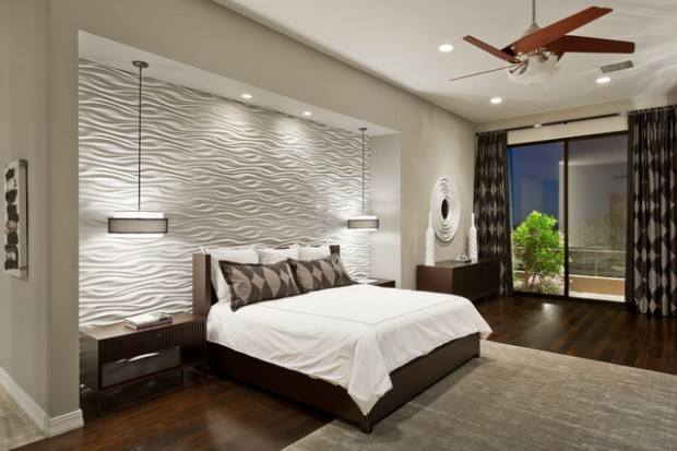 Modern Master Bedroom Decor Ideas 6