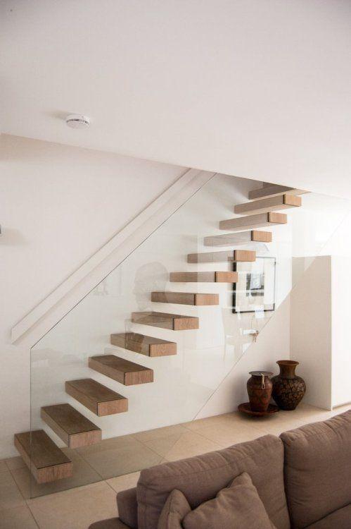 staircase #escalier #treppen #minimal #minimalist #staircases #glass