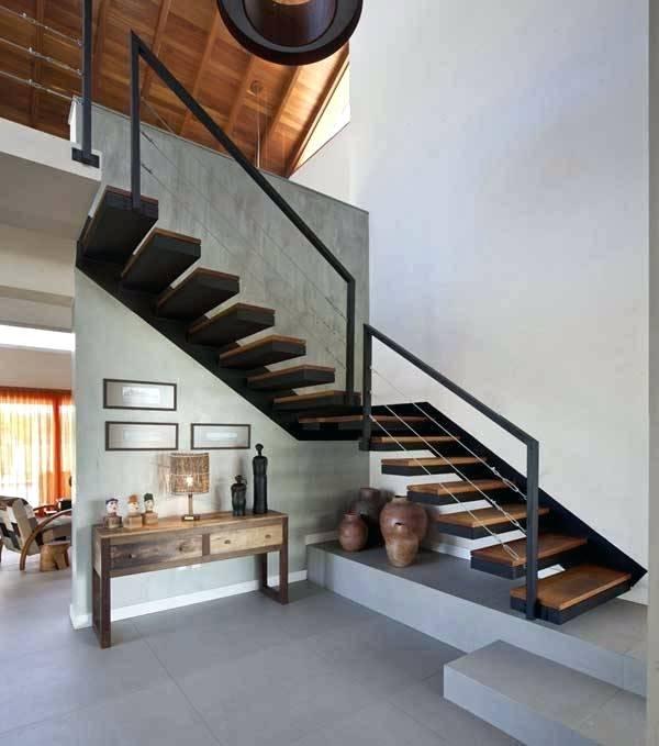 Modern Stairs Design Ideas Minimalist Modern Staircase Design Ideas