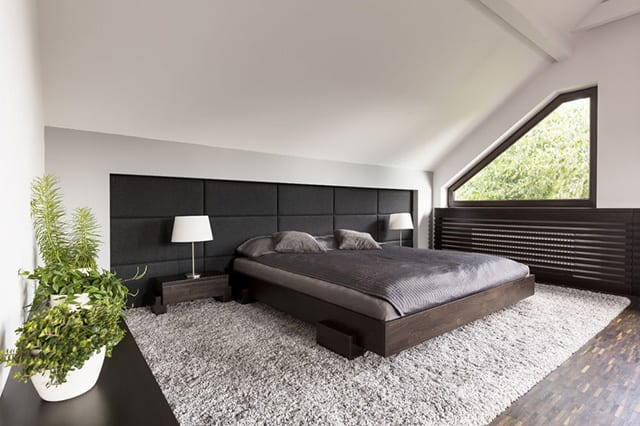 Modern Minimalist Bedrooms Ideas 10