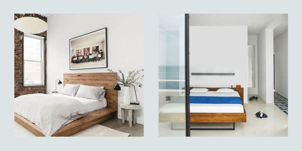 Modern Minimalist Bedrooms Ideas