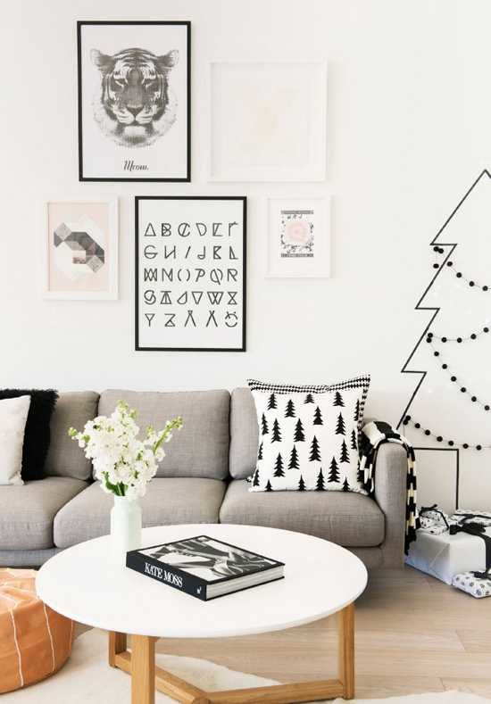 12 Modern Christmas Decorating Ideas that Inspire!