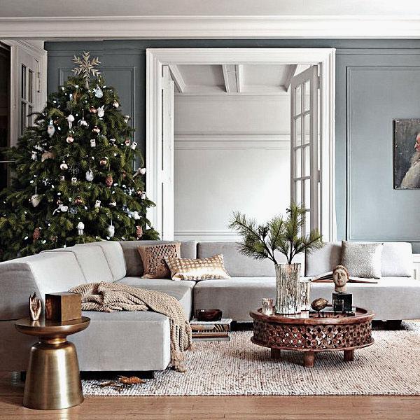Modern Room For Christmas Design 11