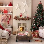 Modern Room For Christmas Design