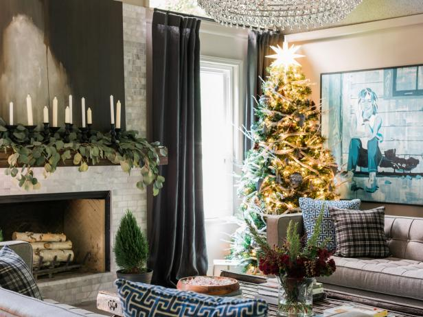 15 Festive and Modern Holiday Decorating Ideas | Christmas