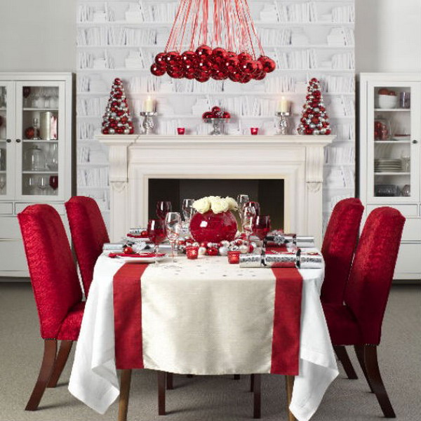 Modern Christmas Living Room Decor u2013 DIY Your Home & Small Apartment