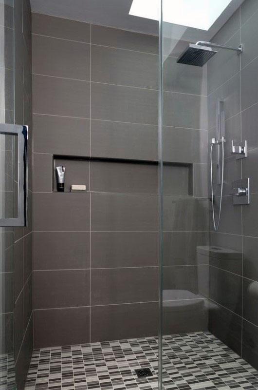 Top 50 Best Modern Shower Design Ideas - Walk Into Luxury | Gray