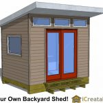 Modern Studio Shed Designs For Backyard