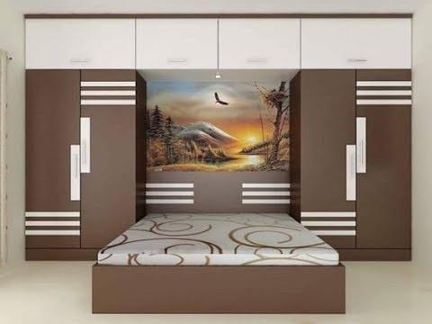 Latest Modern Bedroom wardrobe Designs || Wardrobe Interior Designs