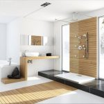Modern Wooden Bathroom Designs Ideas