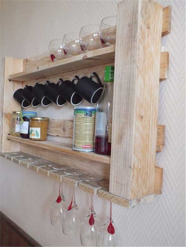 Mug Storage Solutions Savillefurniture