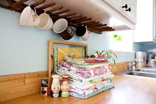 Mug Storage Solutions Savillefurniture