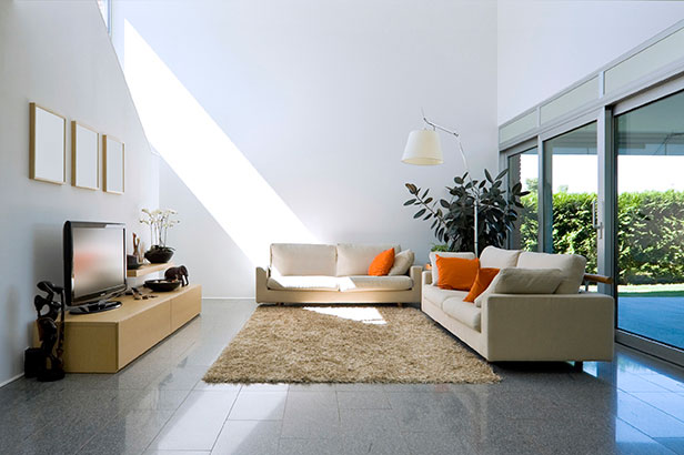 The Use of Natural Light in Home Design