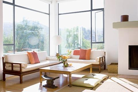 Home Lighting Design with Natural Lighting