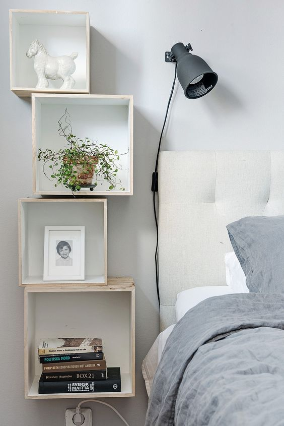 15 Nightstand Table Decor Ideas We're Obsessed With | Home Décor