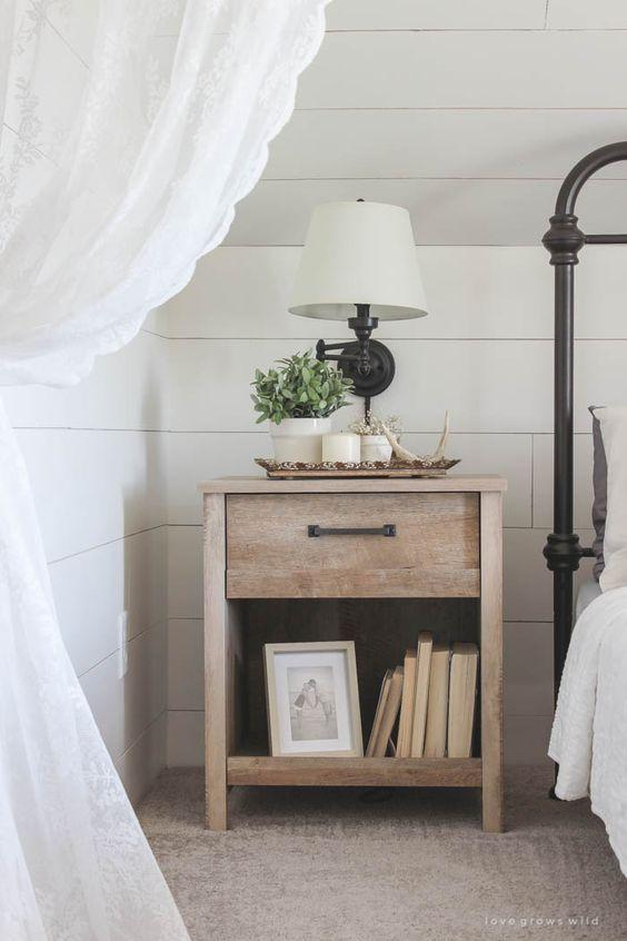 Nightstand Designs For Bedroom