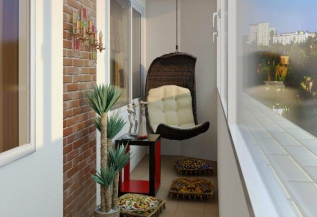 18 Clever Options For Closed Balcony To Enjoy In All Weather