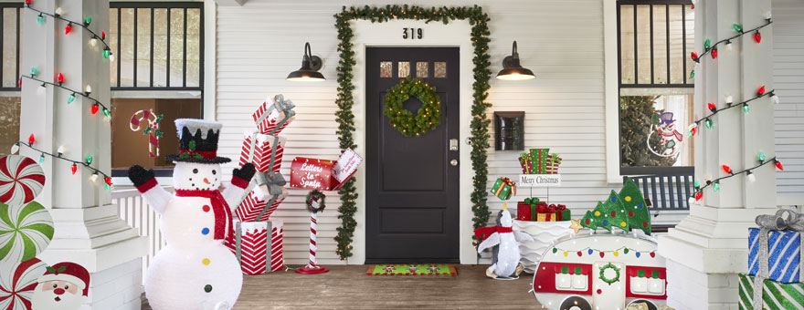christmas outdoor decor | My Web Value