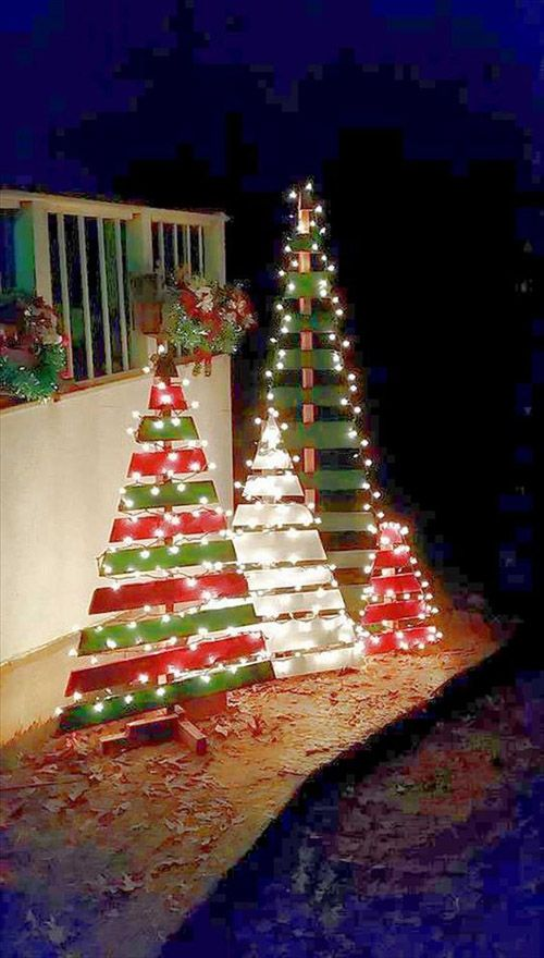 23 Christmas Outdoor Decoration Ideas Are Worth Trying | Christmas