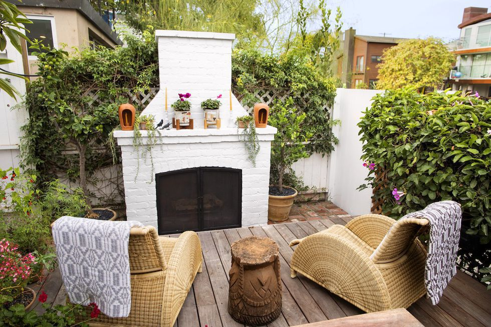 20 Stunning Outdoor Fireplace Design Ideas - Gorgeous Backyard