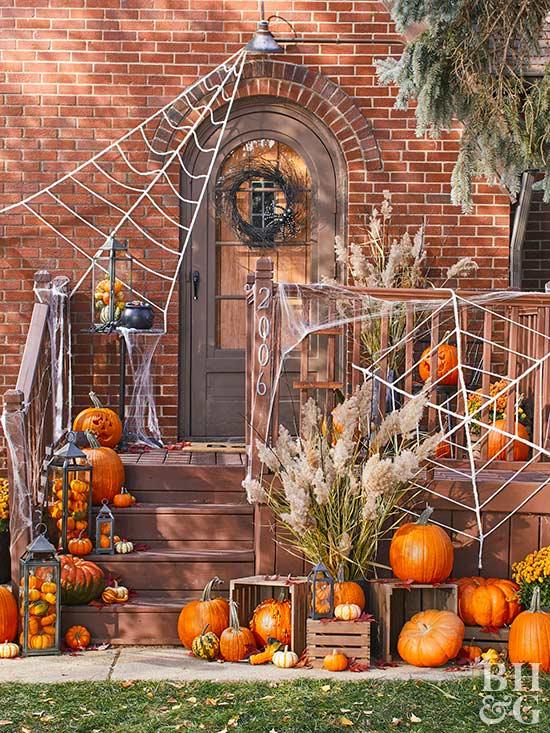 Outdoor Halloween Decorations 9