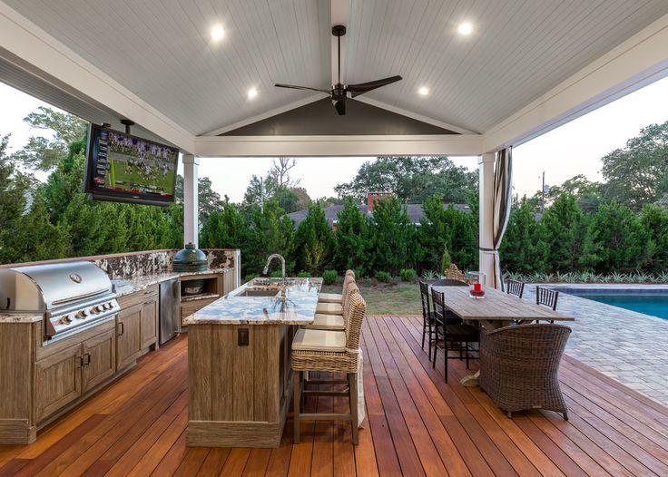 25+ Incredible Outdoor Kitchen Ideas | Outdoor Spaces | Outdoor