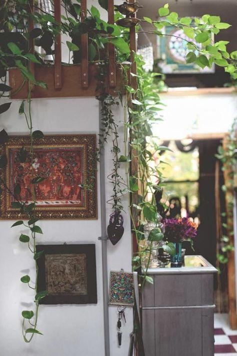 42 Outstanding Bohemian Hallway To Inspire Today | Trending