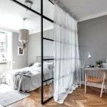 Partition Apartment Ideas