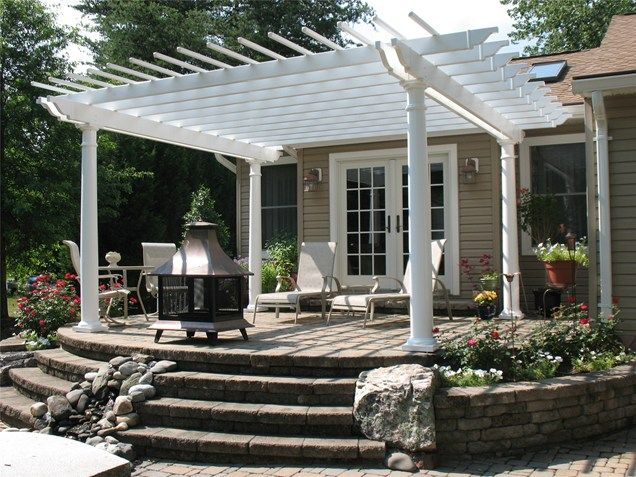 22 Awesome Pergola Patio Ideas | Pergola Patio Ideas | Pergola patio