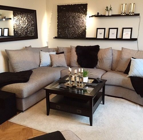50+ Brilliant Living Room Decor Ideas in 2019 | mi casa | Home Decor