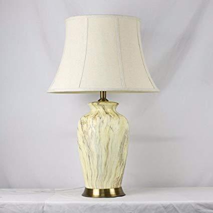 Creative Ceramic Table Lamp Home & Hotel European Decorative Bedside
