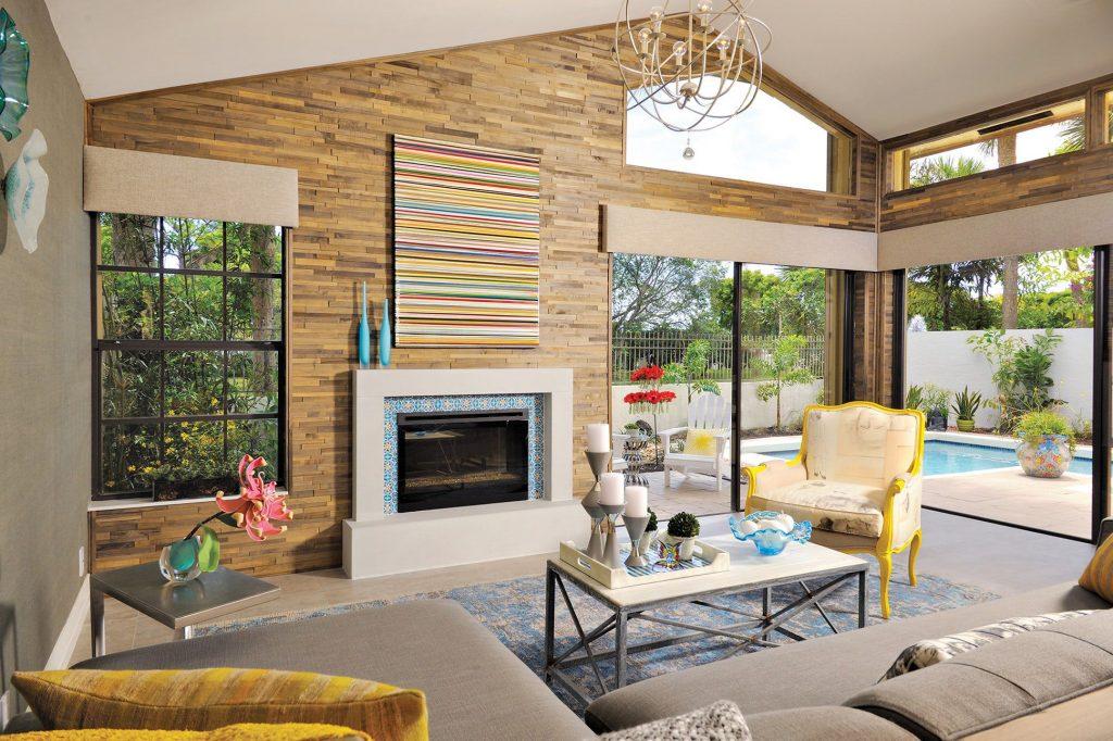 Popular Fireplace Design Ideas 6