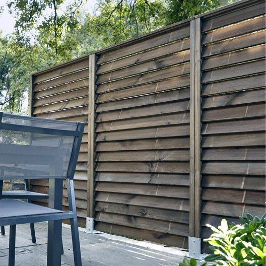 Privacy Fence Design Ideas 2