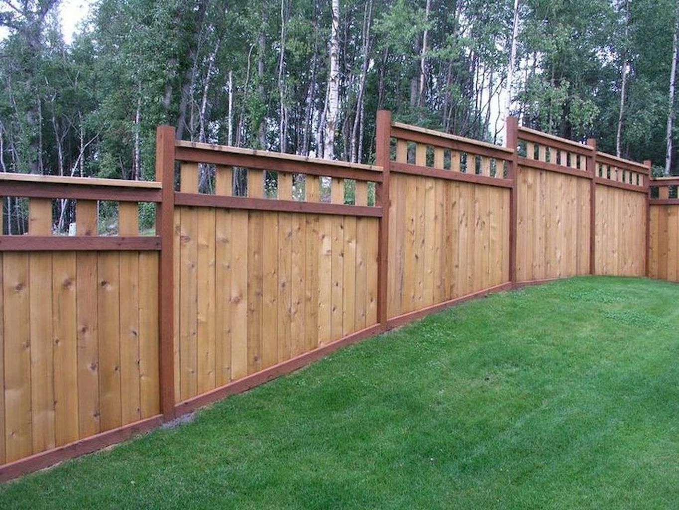 75 Easy Cheap Backyard Privacy Fence Design Ideas - HomeSpecially