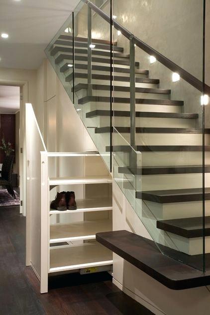 Under Stairs Shoe Storage Solutions Under Stair Storage Design Ideas