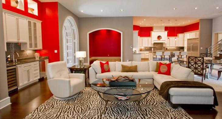 21+ Retro Living Room Designs, Decorating Ideas | Design Trends