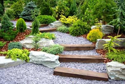 Rock Garden Landscaping Ideas Savillefurniture