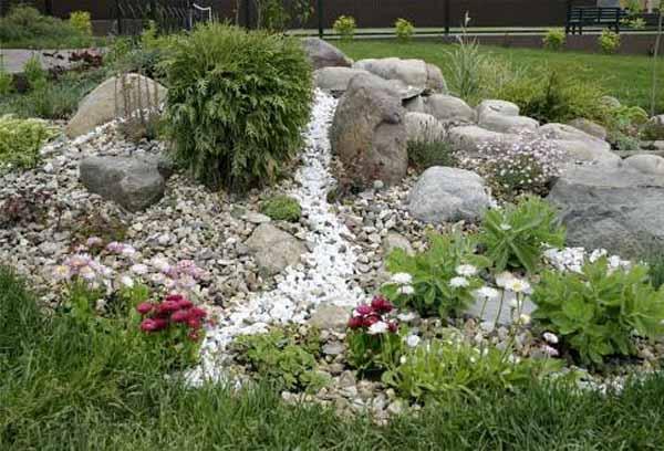 Rock Garden Design Tips, 15 Rocks Garden Landscape Ideas