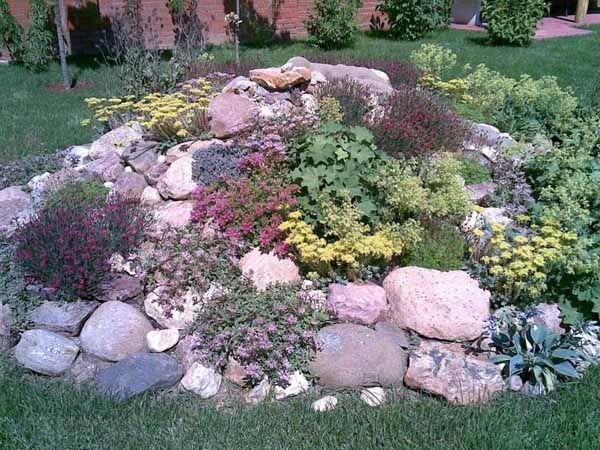 Rock Garden Landscaping Ideas